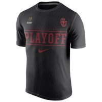 Oklahoma Sooners Nike 2016 College Football Playoff Bound Legend T-Shirt Black