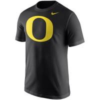 Oregon Ducks Nike Logo T-Shirt Black
