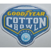 Stitched 2016 Cotton Bowl Classic Game Jersey Patch(Alabama Crimson Tide VS Michigan State Spartans)