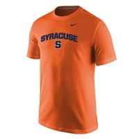 Syracuse Orange Nike Lacrosse T-Shirt Orange