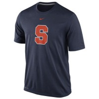 Syracuse Orange Nike Logo Legend Dri-FIT Performance T-Shirt Navy Blue