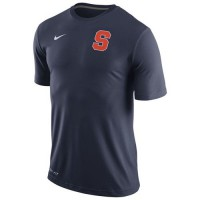 Syracuse Orange Nike Stadium Dri-FIT Touch Top Navy