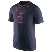 Syracuse Orange Nike Travel Dri-FIT T-Shirt Navy