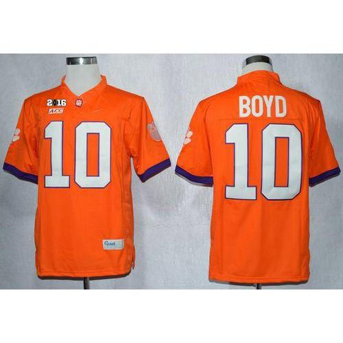 Tajh boyd 2018 orange bowl