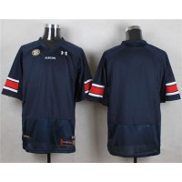 Tigers Customized Blue Stitched NCAA Jersey