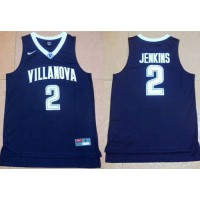 Villanova Wildcats #2 Kris Jenkins Navy Blue Basketball Stitched NCAA Jersey