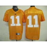 Vols #11 Orange Stitched NCAA Jersey