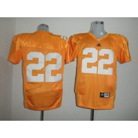 Vols #22 Rod Wilks Orange Stitched NCAA Jersey