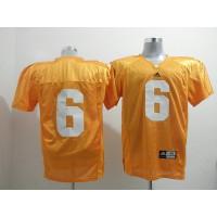 Vols #6 Denarius Moore Orange Stitched NCAA Jersey