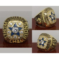 1971 NFL Super Bowl VI Dallas Cowboys Championship Ring