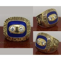 1973 NFL Super Bowl VIII Miami Dolphins Championship Ring