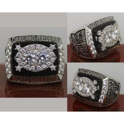 1980 NFL Super Bowl XV Oakland Raiders Championship Ring
