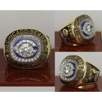 1985 NFL Super Bowl XX Chicago Bears Championship Ring