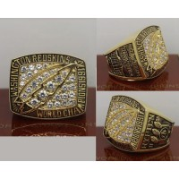 1991 NFL Super Bowl XXVI Washington Redskins Championship Ring