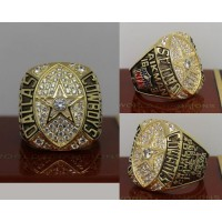 1992 NFL Super Bowl XXVII Dallas Cowboys Championship Ring