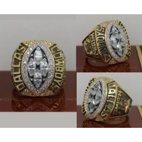 1993 NFL Super Bowl XXVIII Dallas Cowboys Championship Ring