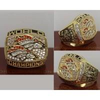1998 NFL Super Bowl XXXIII Denver Broncos Championship Ring