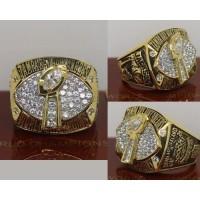 2002 NFL Super Bowl XXXVII Tampa Bay Buccaneers Championship Ring