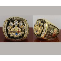 2005 NFL Super Bowl XL Pittsburgh Steelers Championship Ring