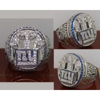 2011 NFL Super Bowl XLVI New York Giants Championship Ring