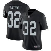 Nike Oakland Raiders #32 Jack Tatum Black Team Color Men's Stitched NFL Vapor Untouchable Limited Jersey
