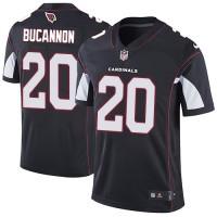 Nike Arizona Cardinals #20 Deone Bucannon Black Alternate Men's Stitched NFL Vapor Untouchable Limited Jersey