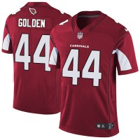 Nike Arizona Cardinals #44 Markus Golden Red Team Color Men's Stitched NFL Vapor Untouchable Limited Jersey