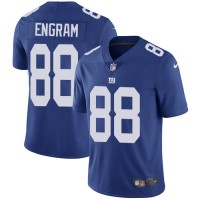 Youth Nike New York Giants #88 Evan Engram Royal Blue Team Color Stitched NFL Vapor Untouchable Limited Jersey