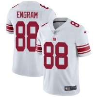 Youth Nike New York Giants #88 Evan Engram White Stitched NFL Vapor Untouchable Limited Jersey