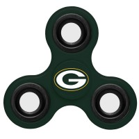 Green Bay Packers 3-Way Fidget Spinner