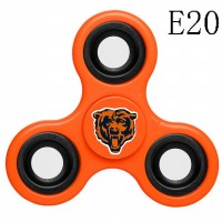 Chicago Bears 3-Way Fidget Spinner E20