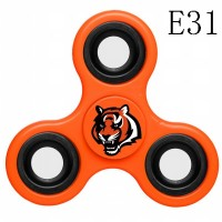 CINCINNATI BENGALS 3-Way Fidget Spinner E31