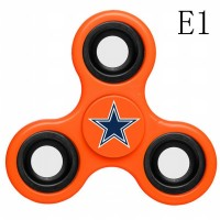 Dallas Cowboys 3-Way Fidget Spinner E1