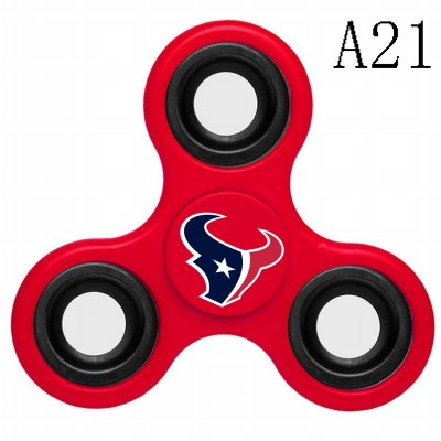 Houston Texans 3-Way Fidget Spinner A21