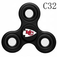 KANSAS CITY CHIEFS 3-Way Fidget Spinner C32