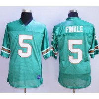 Ace Ventura Pet Detective #5 Ray Finkle Teal Green Stitched Football Jersey