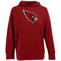 Antigua Arizona Cardinals Signature Hoodie Red