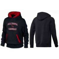 Arizona Cardinals Heart & Soul Pullover Hoodie Black & Red