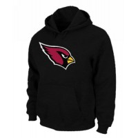 Arizona Cardinals Logo Pullover Hoodie Black