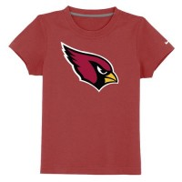 Arizona Cardinals Sideline Legend Authentic Logo Youth T-Shirt Red