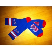Buffalo Bills Team Logo Blue NFL Socks