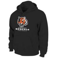 Cincinnati Bengals Critical Victory Pullover Hoodie Black