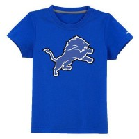 Detroit Lions Sideline Legend Authentic Logo Youth T-Shirt Blue