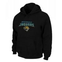 Jacksonville Jaguars Heart & Soul Pullover Hoodie Black