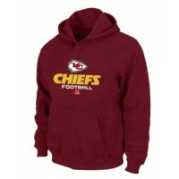 Kansas City Chiefs Critical Victory Pullover Hoodie Red