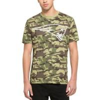 Men's New England Patriots '47 Camo Alpha T-Shirt