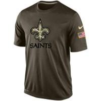 Men's New Orleans Saints Salute To Service Nike Dri-FIT T-Shirt