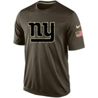 Men's New York Giants Salute To Service Nike Dri-FIT T-Shirt