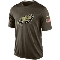 Men's Philadelphia Eagles Salute To Service Nike Dri-FIT T-Shirt