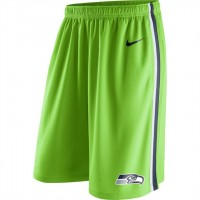 Men's Seattle Seahawks Green Epic Team Logo Shorts